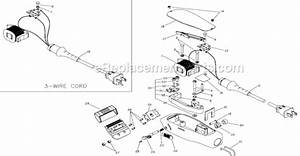 Andis Gc Parts List And Diagram   Ereplacementparts Com
