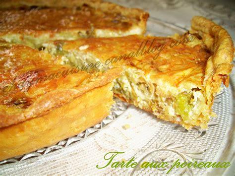 blogs recettes de cuisine tarte aux poireaux blogs de cuisine