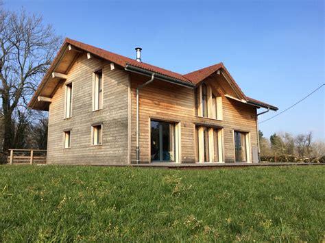 constructeur maison bois klh maison moderne
