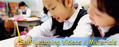 Self Learning Primary Study Materials