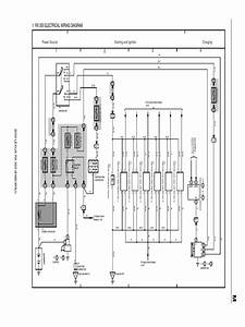 1 Rx 300 Electrical Wiring Diagram  Starting And Ignition