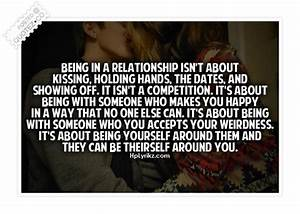 Being In A Relationship Love Quote « QUOTEZ CO