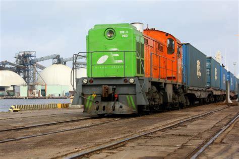 Baltijas valstu dzelzceļa uzņēmumi vienojušies par pirmo ...
