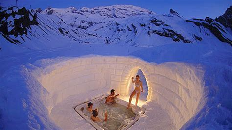 Fashion Hairstyle Celebrities: Best Ice Hotels in the World!!