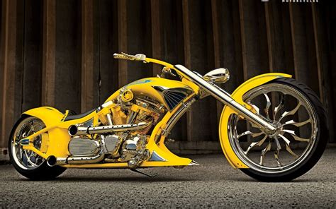 Orange County Choppers Occ Custom Chopper Hot Rod Rods
