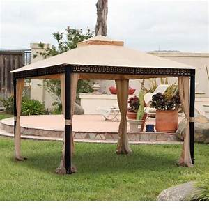Target Outdoor Patio Conservatory 10x10 Replacement Canopy