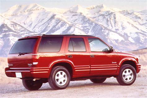 how cars run 1996 oldsmobile bravada on board diagnostic system 1996 01 oldsmobile bravada consumer guide auto