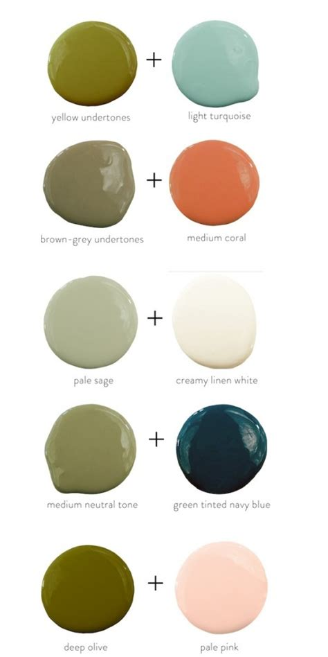 color theory olive green s comeback elements of style - What Paint Color Compliments Olive Green