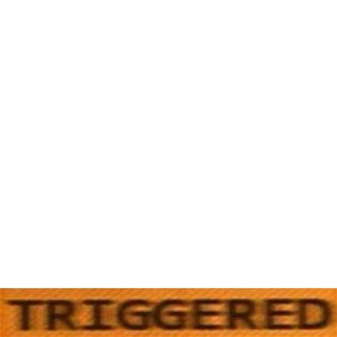 triggered template triggered support caign twibbon