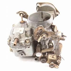 Weber Single Port Carburetor Carb Fits Vw Beetle Bus Bug