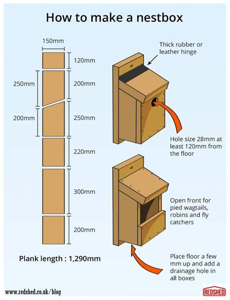build  bird nestbox