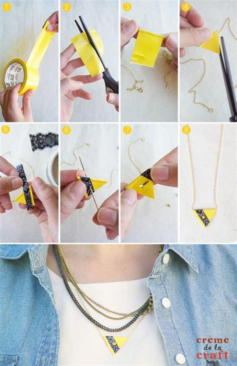 diy fashion crafts