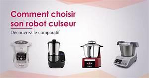 Robot Cuiseur Comparatif : robot cuiseur multifonction comparatif 2017 appareils ~ Premium-room.com Idées de Décoration