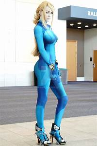 Zero Suit Samus (SSB4) by minjibabe on DeviantArt