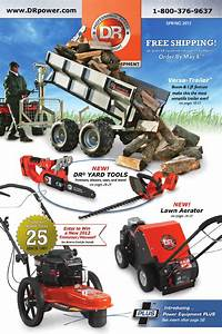DR Power Equipment Catalog April 2012 by DR Power - issuu