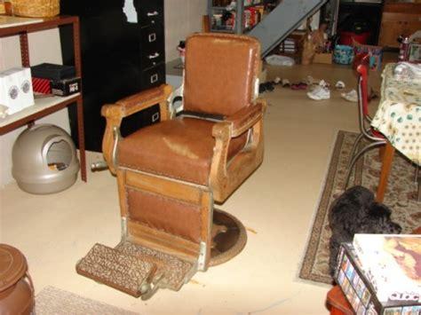 koken barber chair identification barber chair