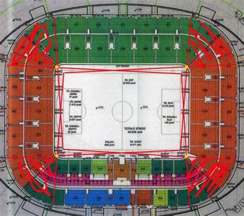 Panchina Juventus Stadium Torino Juventus Stadium 41 000 Posti Page 801