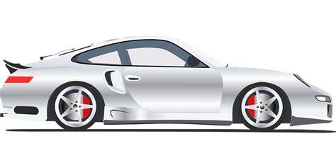 porsche transparent ücretsiz vektör çizim porsche otomobil araba pixabay