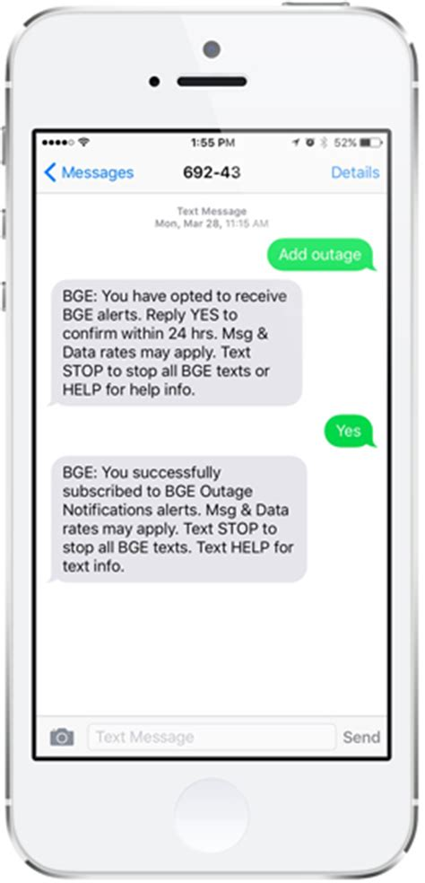 bge pay by phone number alerts notifications baltimore gas and electric company