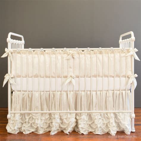 adagio crib skirt