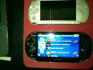 PS Vita Vs PSP-3000 from THM - hosted by Neoseeker