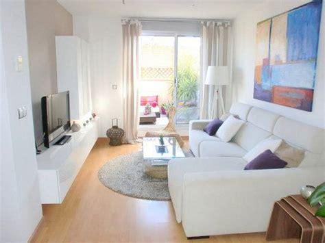 salas television ideales casas pequenas  como