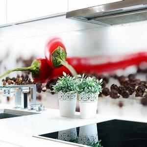 Küchenrückwand Hart Pvc : k chenr ckwand chilli pfeffer premium hart pvc 0 4 mm selbstklebend direkt auf die fliesen ~ Orissabook.com Haus und Dekorationen