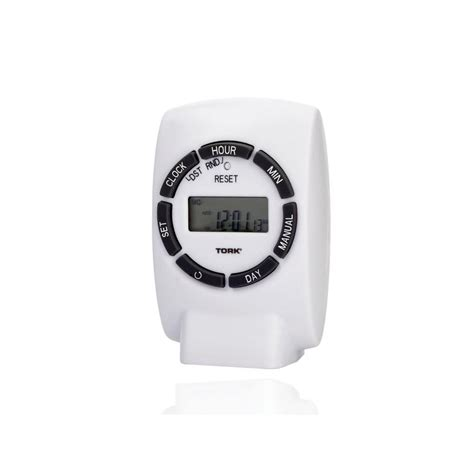 christmas light timer home depot honeywell 7 day programmable timer switch for lights and