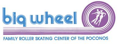 big wheel roller skating  stroudsburg pa