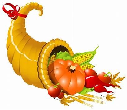 Thanksgiving Clipart Cornucopia Nutrition Vector Banner Frames