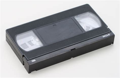 Vhs Cassette by Addio Alle Vhs Ferma L Ultima Fabbrica Produceva