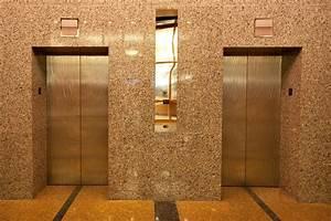 Stainless, Steel, Elevator, Doors