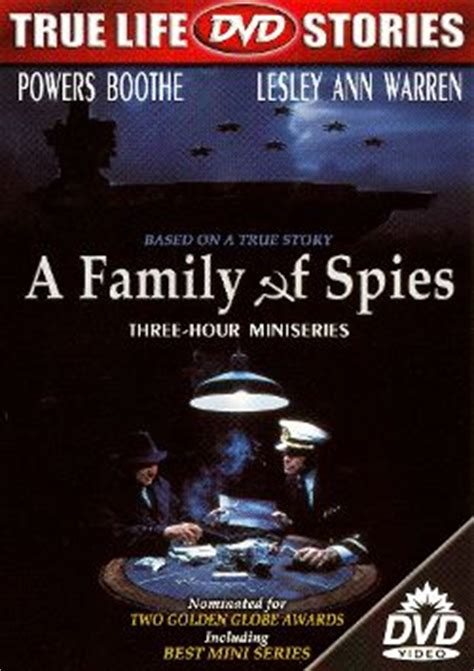 family  spies  walker spy ring part