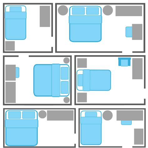 Small Bedroom Layout by How To Arrange Your Bedroom Furniture Frances Hunt