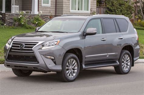 Used 2016 Lexus Gx 460 Pricing & Features Edmunds