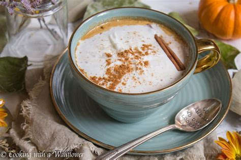 All contents and images are copyright protected. Dirty Pumpkin Chai Latte with Oatmeal - Ask Anna