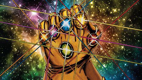 la historia de las gemas del infinito  todo lo  debes