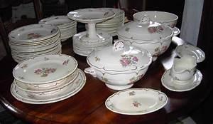 Service De Table Porcelaine : prix service de table faience vaisselle maison ~ Teatrodelosmanantiales.com Idées de Décoration