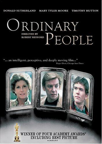 timothy hutton judd hirsch ordinary people starring timothy hutton donald sutherland