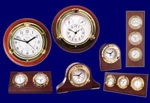 Clock Collection Nautical Home Decorating Ideas