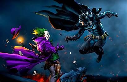 Joker Batman Wallpapers 4k Deviantart Backgrounds Artwork