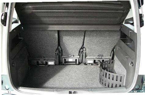 le skoda roomster en images volume de chargement d utilitaire