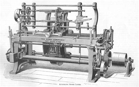 antique lathe antique machinery print ads pinterest