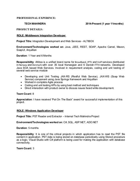 17982 sle java developer resume 2 java resume sle 28 images 28 java j2ee sle resume