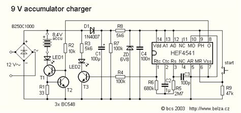Nicd Nimh Accumulator Charger Under Battery