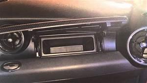 Secret Compartment In The Mini Cooper
