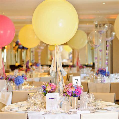 3 id 233 es pour d 233 corer mariage avec des ballons decoration mariage