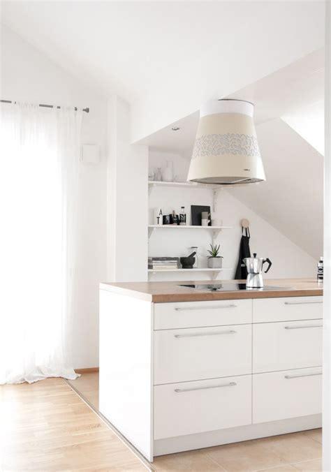 cuisine blanche et 50 idées d 39 îlot central cuisine blanc de design moderne