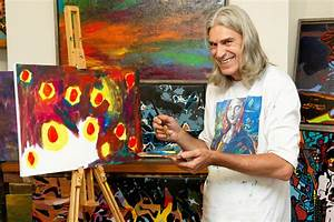 Man Wakes Up From Stroke A Talented Artist