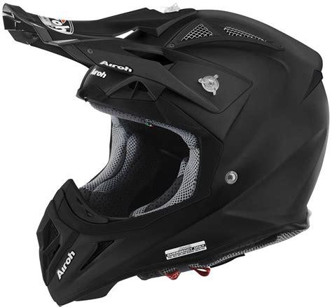 airoh motocross helmet airoh aviator 2 2 motocross helmet black matt airoh